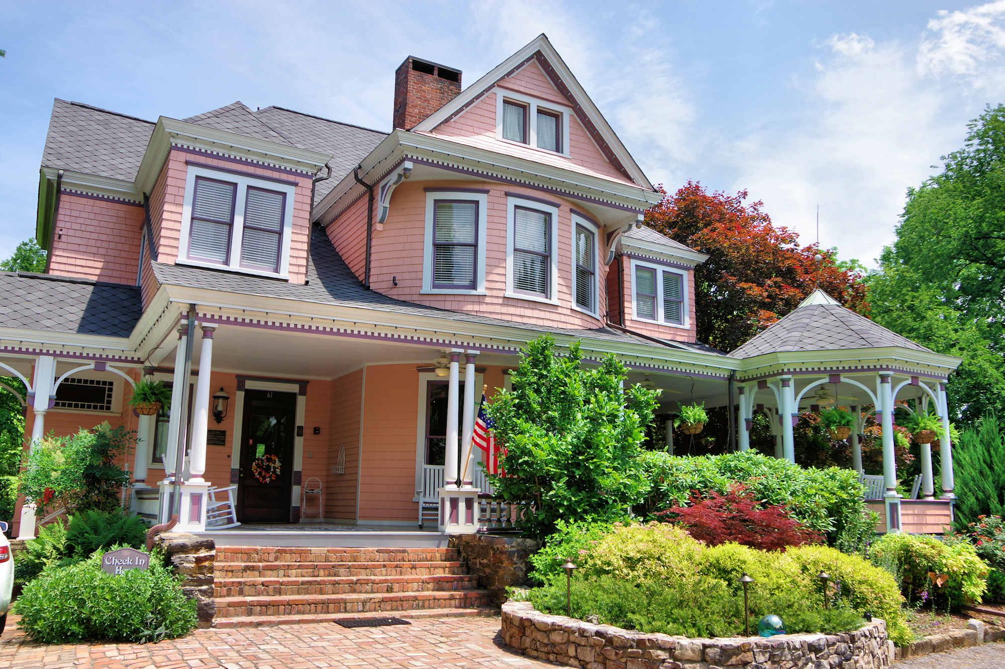 Beaufort House Inn B Asheville Nc
